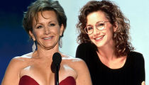 '90210' Star Gabrielle Carteris Loves Andrea Zuckerman SAG Awards Comparison