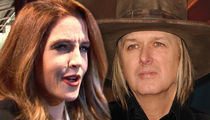 Lisa Marie Presley's Estranged Husband Opens Up About Marital Gender Pay Disparity
