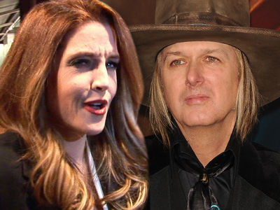 Lisa Marie Presley's Estranged Husband Opens Up About Marital Gender Pay Disparity