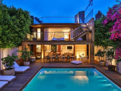 Pamela Anderson Leasing Awesome Malibu Estate
