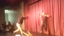 Comedian Steve Brown Viciously Attacked During Set (UPDATE)