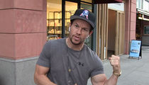 Mark Wahlberg Denies Using Steroids, Claims He's 'All Natural'