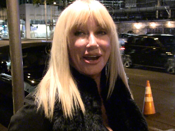 Suzanne Somers Says Praising Donald Trump Is Career