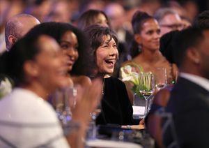 Lily Tomlin Inside the SAG Awards