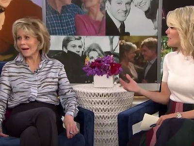 Megyn Kelly Says Jane Fonda's a Traitor Who Has No Right to Call Her Offensive