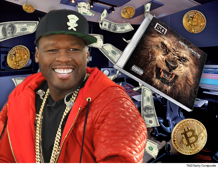 50 Cents Earned Millions Selling His Alfor Bitcoin