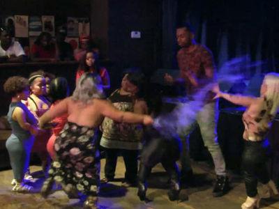 'Little Women' Atlanta vs. Dallas: Trash Talking Leads To Wet 'N' Wild Fight