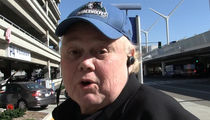 Louie Anderson Thinks He Looks Prettier as a Woman Than a Man