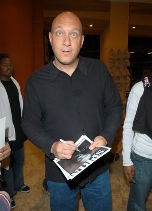 Steve Wilkos Through the Years