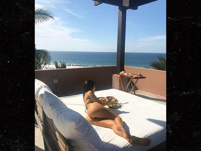 Kourtney Kardashian's Bikini Pic in Mexico is Perfect for Hump Day