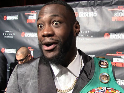 Deontay Wilder Says He Would've Kicked Mike Tyson's Ass In '86
