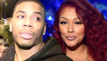 Nelly's Girlfriend Shantel Jackson Refutes 'False Claims' of New Sexual Assault Accusers