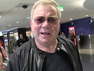 William Shatner, Cops Called to Home to Hunt for Possible Prowler