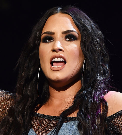 """Sonny with a Chance"" and ""Camp Rock"" star Demi Lovato punched one of her backup dancers with a closed fist and struck her on the left side of her face. The dancer was knocked clean out of her seat and had to receive emergency medical attention. Lovato was immediately removed from the plane and eventually returned home. She checked herself into a treatment center shortly after."