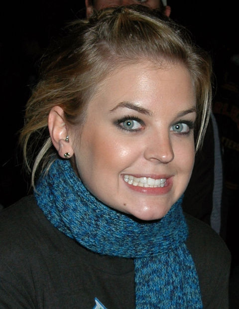 """Zenon"" star Kirsten Storms was traveling on a Los Angeles freeway when a CHP officer noticed a lit cigarette being thrown from her blue Mercedes. According to the police report, officers ""noticed the odor of an alcoholic beverage emitting from the vehicle."" After several sobriety tests, she was arrested for DUI."