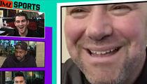 Dana White Strongly Hints He's 'Working On' Stipe Miocic vs. Daniel Cormier