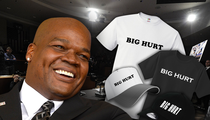 MLB Legend Frank Thomas has Famous 'Big Hurt' Nickname on Lockdown