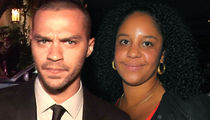 Jesse Williams Denies Estranged Wife's Girlfriend Allegations