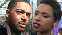 David Otunga Says Jennifer Hudson's Lying, He Has a Job