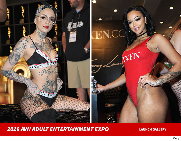 Convention vegas adult industry las