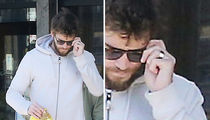 Liam Hemsworth Steps Out In Malibu Wearing What Looks Like Wedding Ring