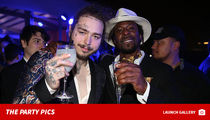 Post Malone Slams 'Culture Vulture' Critics at LIV's Pegasus World Cup Party
