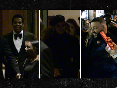 Jay-Z and Beyonce Headline Clive Davis Pre-Grammy Party