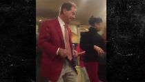 Alabama Football Coach Nick Saban Dances to Win Over High School Recruit