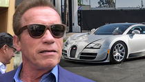Arnold Schwarzenegger Sells Bugatti for $2.5 Million