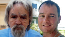Charles Manson's Alleged Grandson Shut Down in Bid to Get Remains