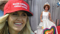 Lara Trump Loved Joy Villa's 'Pro-Life' Dress at the Grammys