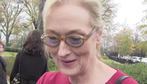 Meryl Streep Files Trademark Application for Use of Her Name