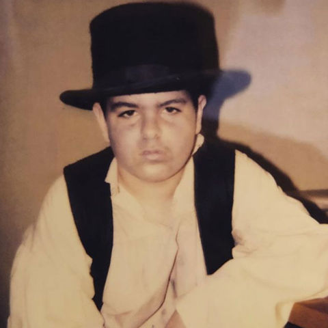Before this dressed-up Disney star was singing about the summertime, he was just another fancy fella growing up in Hollywood, Florida.