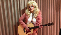 Adele Dresses Up as Dolly Parton, Dolly Responds