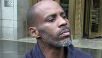 DMX Going Back to Jail for Failing Drug Tests