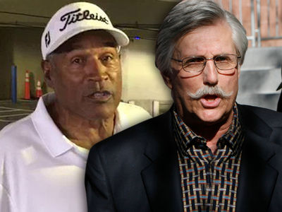 O.J. Simpson, Fred Goldman Loses Over Autograph Signing (UPDATE)