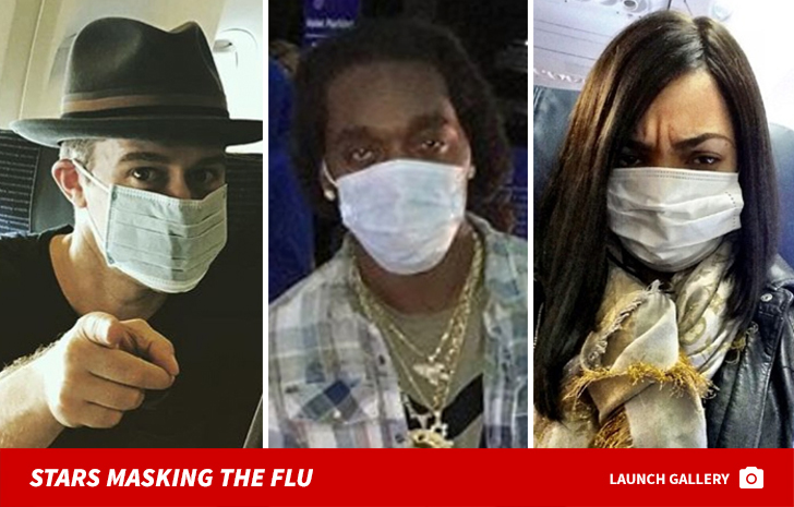 0130 sick stars mask flu footer 1 - Drake Returning to Migos Tour in New Orleans After Battling the Flu
