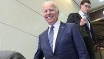 Joe Biden: Fingers Crossed for the Eagles, Tom Brady's a Boss