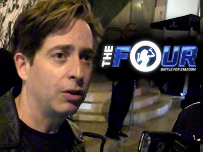 'The Four' Judge Charlie Walk Benches Himself After Sexual Harassment Allegation (UPDATE)
