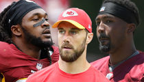 Redskins' D.J. Swearinger Calls Alex Smith Trade 'Bulls**t' (UPDATE)
