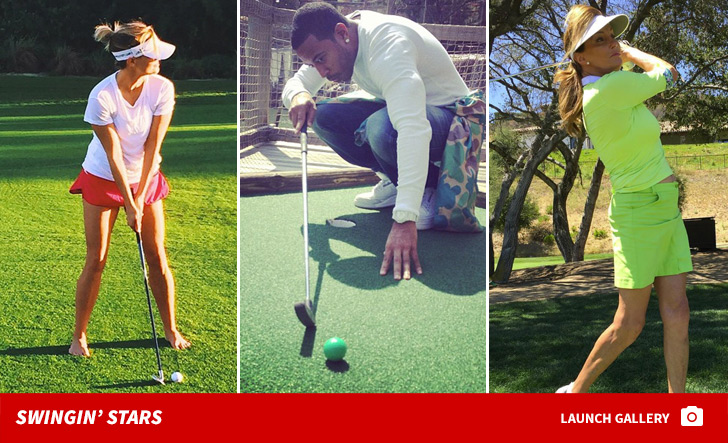 Larry Fitzgerald Sinks Hole-In-One In Round Of Golf With Barack ... 143b8dbe9