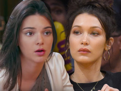 Kendall Jenner & Bella Hadid Accused of Stealing Deer Pic