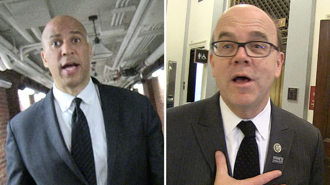 Sen. Cory Booker, Rep. Jim McGovern Review Trump's State of the Union Speech