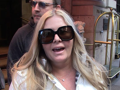 Nicole Eggert Headed to L.A. to File Police Report Against Scott Baio