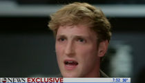 Logan Paul Says on 'GMA' It's Ironic People Are Telling Him to Kill Himself