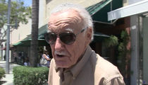 Stan Lee Rushed to Hospital for Irregular Heartbeat (UPDATE)