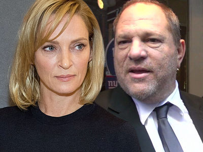 Uma Thurman Says Harvey Weinstein Sexually Attacked Her