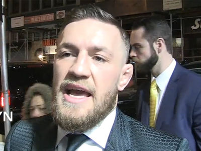 Conor McGregor to Floyd: Fight Me In UFC Or You'll Regret It Forever