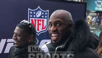 Vernon Davis Stoked for Alex Smith Reunion in Washington