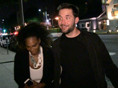 Serena Williams & Alexis Ohanian: Date Night, ft. Parenting Tip from Dad!
